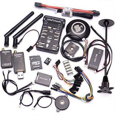 【送料無料!】Pixhawk PX4 PIX 2.4.8 32 Bit フライトコントローラ+915 Telemetry+M8N GPS+ミニm OSD+PM+Safety【新品】