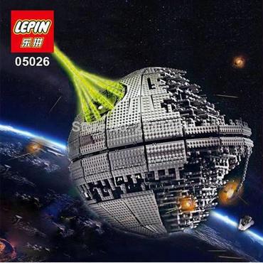 レゴ 10143 デススター セカンドジェネレーション 互換品 スターウォーズ シス ジェダイ 10143 欠パーツ保証