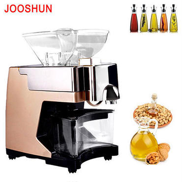 オイル抽出機 オイルプレス 搾油機 自動 湯絞り機 家庭用 卓上小型 u00014