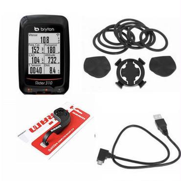 Bryton Rider 310 GPSサイクルコンピュータ セット Bryton Rider 310 GPSサイクルコンピュータ セット
