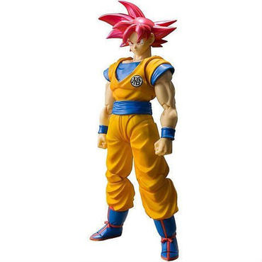 ドラゴンボール Dragon Ball Z Bandai Japan フィギュア Dragon Ball Super S.H. Figuarts Super Saiyan God Son Goku