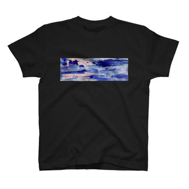 「在」Tシャツ / 005 (black)