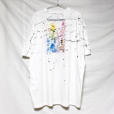 「YUMEGIWA VISION」Tシャツ / 001