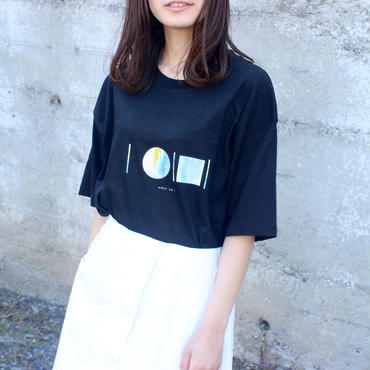 「AWAI KO I」Tシャツ / 003
