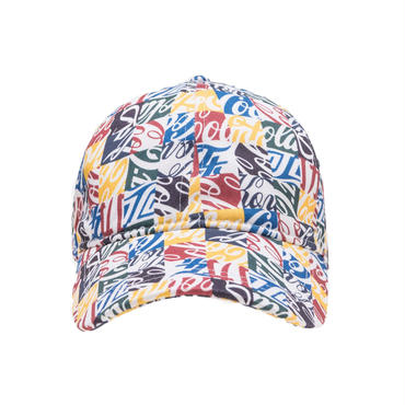 Kith x Coca-Cola Cubed Global Cap / MULTI