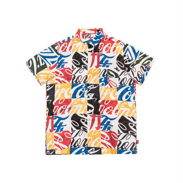 Kith x Coca-Cola Hawaiian Button Up  / MULTI