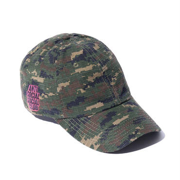 ANTI SOCIAL SOCIAL CLUB  MIL SPEC CAP / GREEN