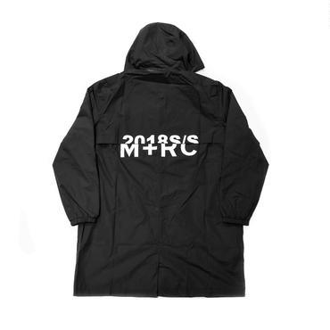 M+RC NOIR BLACK OVER COAT / BLACK