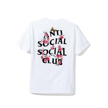 ANTI SOCIAL SOCIAL CLUB Kkoch TEE  / WHITE