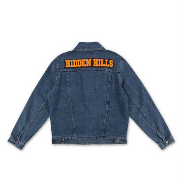 THE KYLIE SHOP Hidden Hills Denim Jacket / KylieJenner
