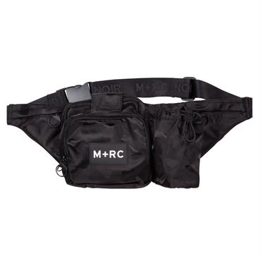 M+RC NOIR  Survival Black Belt Bag