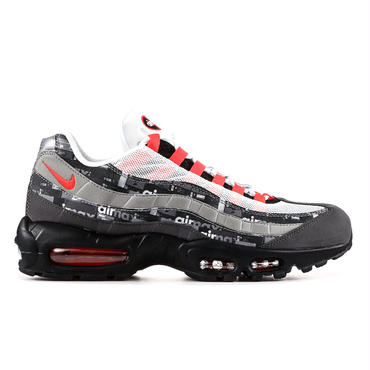 NIKE AIR MAX 95 PRINT / BLACK_RED