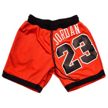 NBA UNIFORM REMAKE BASKET SHORTS / JORDAN 23 / リメイク / バスケショーツ