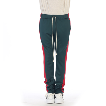 EPTM Techno Track Pants / GREEN_RED