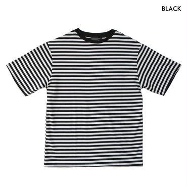 BORDER SS TEE / ボーダー / Tシャツ