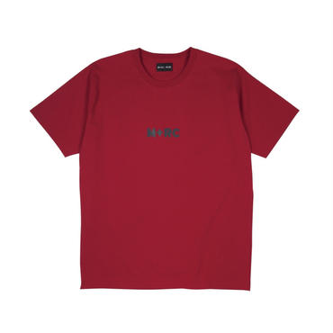 """M+RC NOIR  BIG""""M"""" TEE / RED / マルシェノア / Tシャツ"""