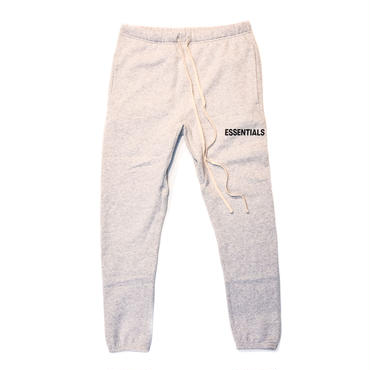 FOG  Essentials Graphic Sweat Pants / HEATHER GRAY