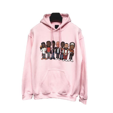 PULLOVER HOODIE I'M THE ONE/アイムザワン/パーカー