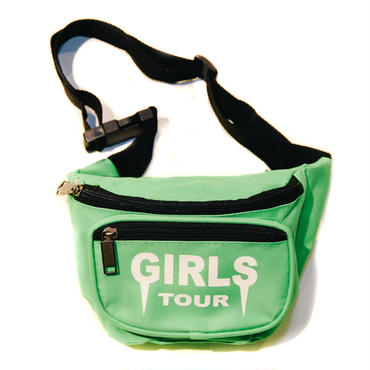 GIRLS TOUR FUNNY PACK / LIME