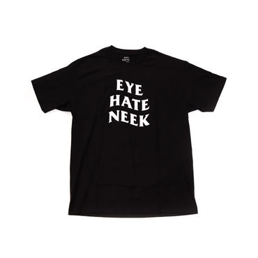 ANTI SOCIAL SOCIAL CLUB Neek Lurk Black Tee / BLACK