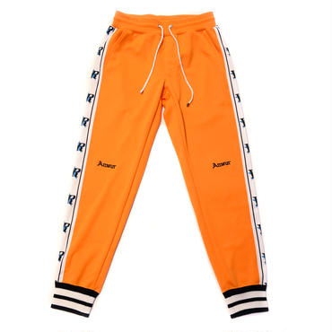 AMOUR VR STAR JERSEY PANTS / ORANGE