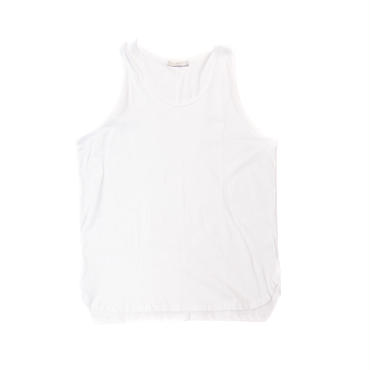 mnml  Basic Tank /  WHITE