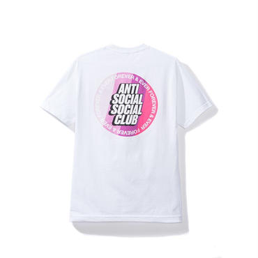 ANTI SOCIAL SOCIAL CLUB SURFS UP TEE / WHITE