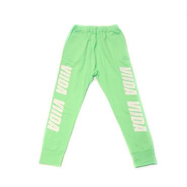 ViiDA  SARROUEL PANTS / GREEN