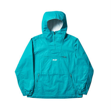 PALACE PIGMENT JACKET / TEAL