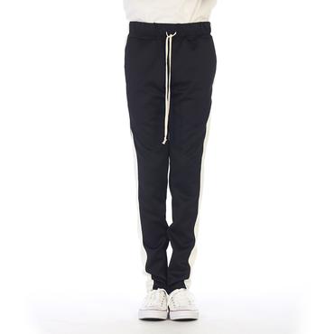 EPTM Techno Track Pants / BLACK_WHITE