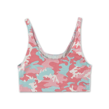 THE KYLIE SHOP   Camo Crop Top / KylieJenner