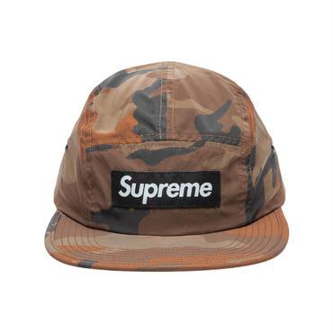 SUPREME  REFLECTIVE CAMO CAMP CAP / ORANGE