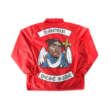 WEST PACK JACKET / RED