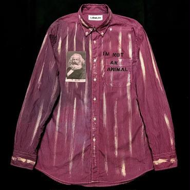 アナーキーシャツ メンズL avant-garde