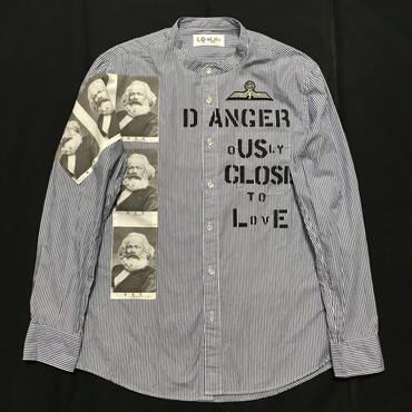 アナーキーシャツ メンズL  Dangerously