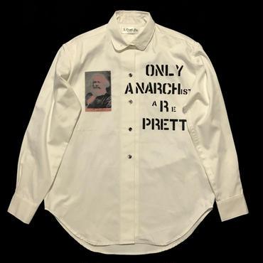 Newアナーキーシャツ メンズL  008