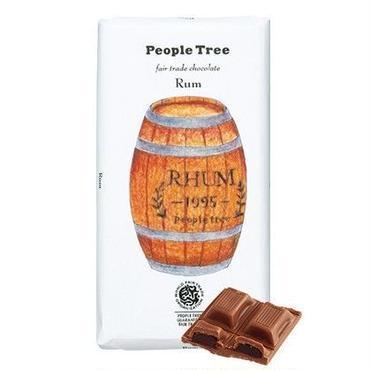 ピープルツリー フェアトレードチョコレート フィリングタイプ ラム