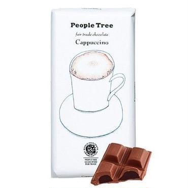ピープルツリー フェアトレードチョコレート フィリングタイプ カプチーノ
