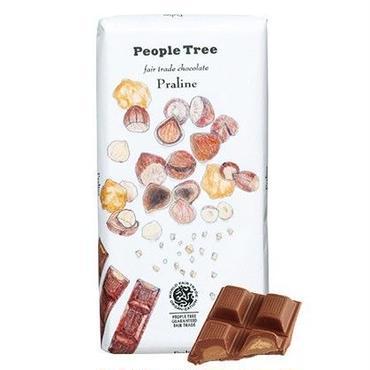 ピープルツリー フェアトレードチョコレート フィリングタイプ プラリネ