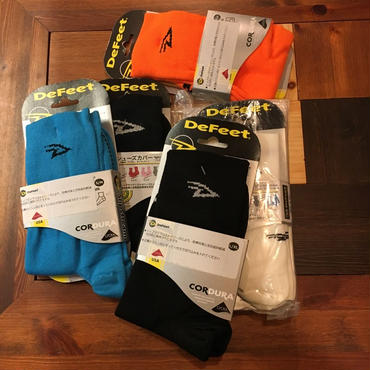 Defeet シューズカバー Slipstream