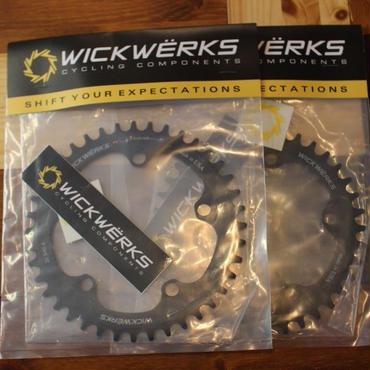 WICKWERKS Z-RING(1X) ナローワイドチェーンリング