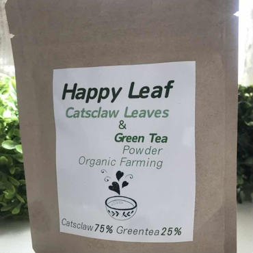 Catsclaw Leaves & Green Tea  50g