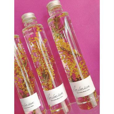 Herbarium(ハーバリウム)花の標本ミモザ3本セット(コンパクト便お届け)
