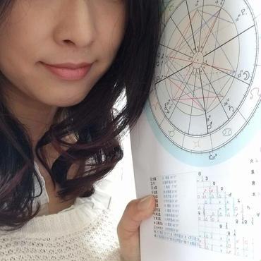数秘&心理占星術コンサルテーション 90分 2回目以降(追加要素)スカイプOK