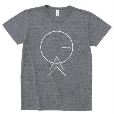 Å T-shirt Heather Black
