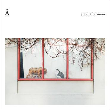 Å / good afternoon