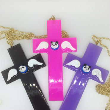 Holy Panda カラーネックレス