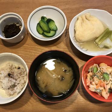 ツライ便秘改善に!腸を鍛える食事〜夏編