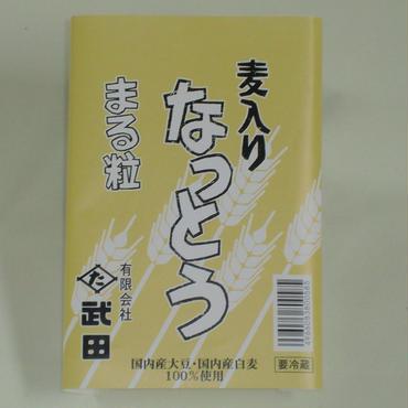 """""""かくた武田""""  栄養満点!麦入り納豆   つぶ単品   ≪産地直送≫"""
