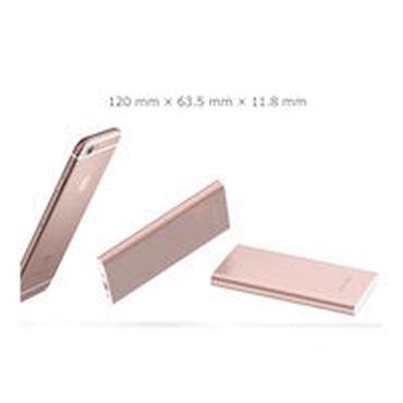クリスタルアーマー®バッテリー ROSE GOLD